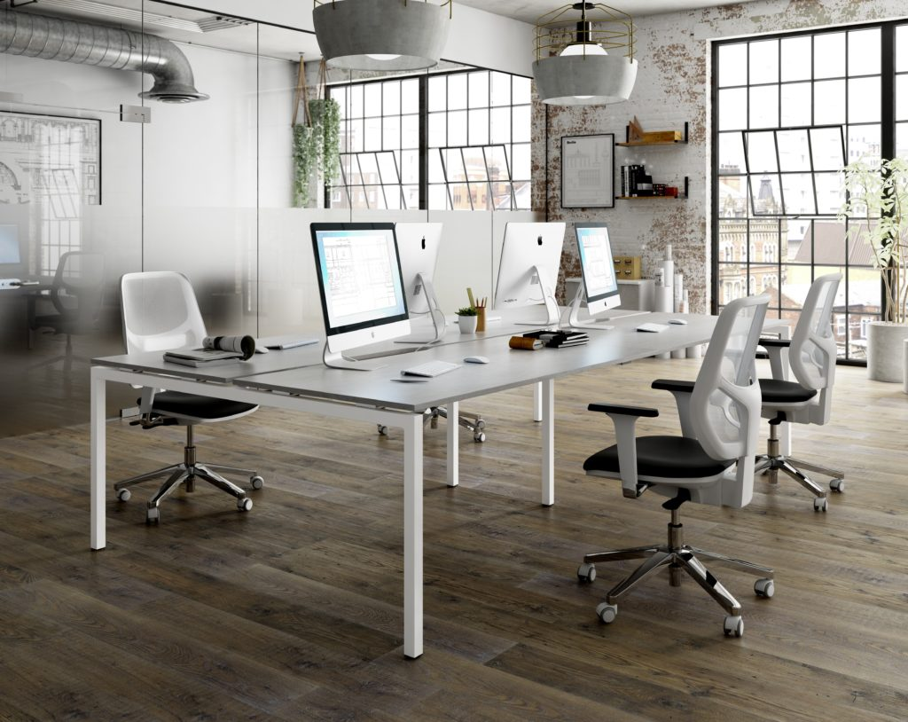 Stylish modern office furniture from Bluespot Furniture