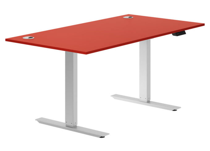 Kaleidoscope React Height Adjustable Desk
