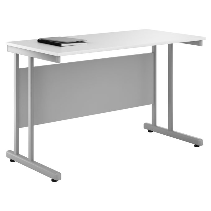 Home Work Rectangular Cantilever Desk