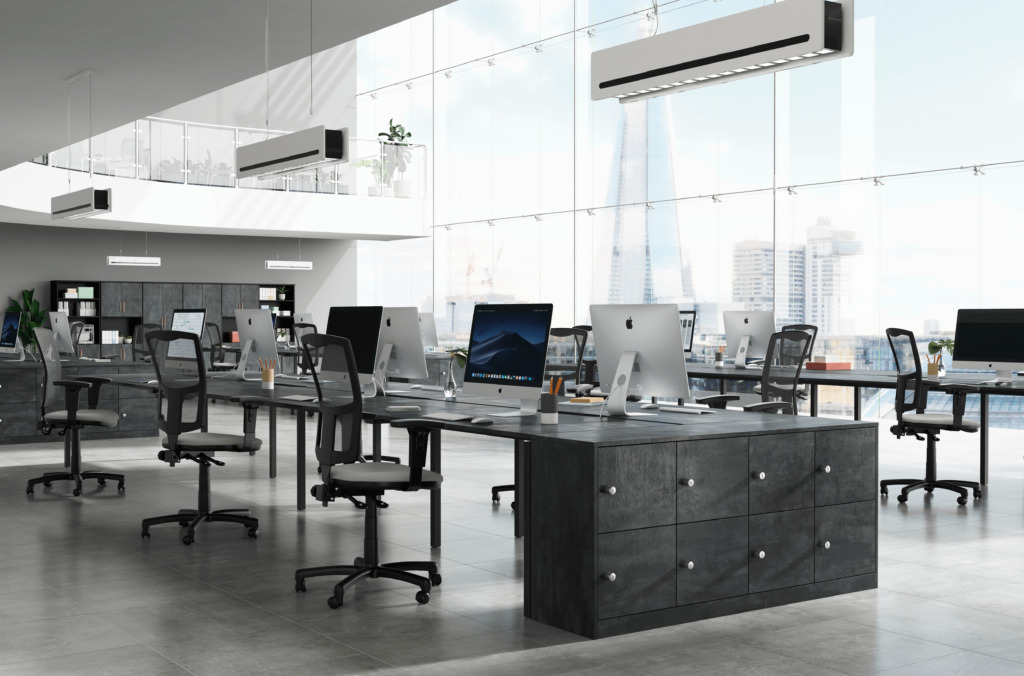 Expand your office with R8 Lite desks